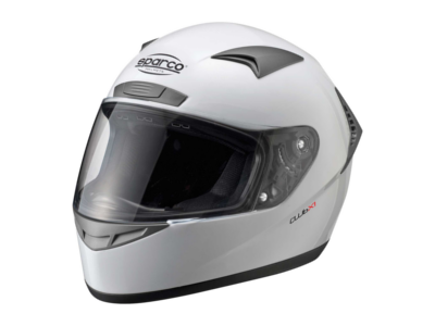 Helmet club X1 Sparco white