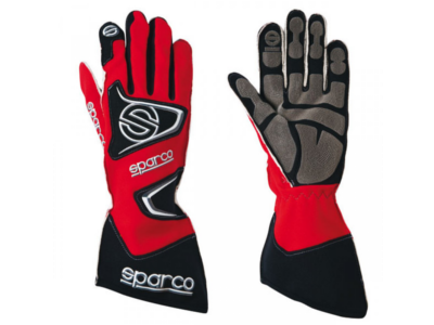 Gloves Sparco karting tide kg-9 red
